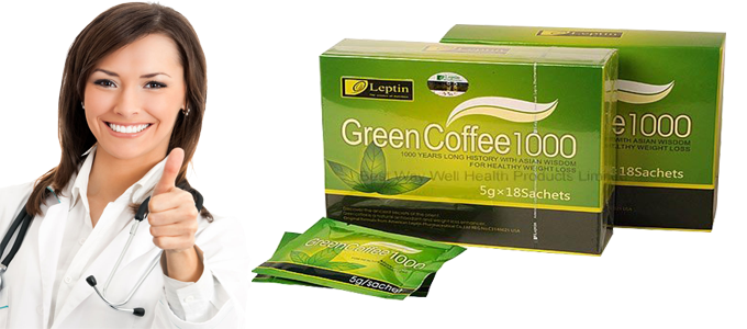 Leptin Green Coffee 1000 (10g-5g)