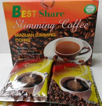 Best Share Brazilian Slimming Coffee