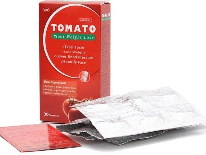 Tomato Weight Loss Slimming Capsule