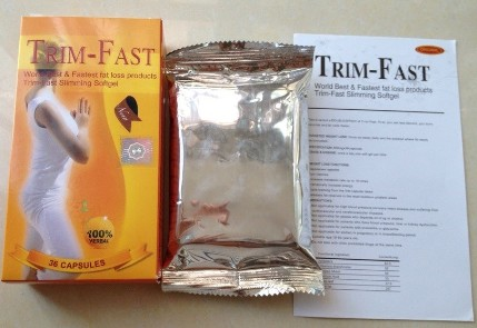 Trim Fast Botanical Slimming Soft Gel